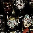 Wayang Golek by RONI PHOTOGRAPHY