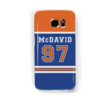 McDavid #97 Samsung Galaxy Case/Skin