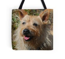 Doggie Smile Tote Bag