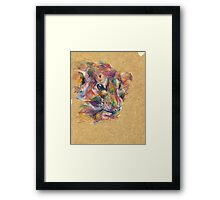 Vénielle the rat IV Framed Print