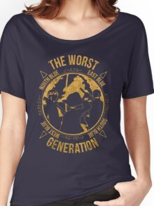 One Piece - The Worst Generation Women's Relaxed Fit T-Shirt
