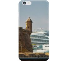 Grand Harbour Valletta iPhone Case/Skin