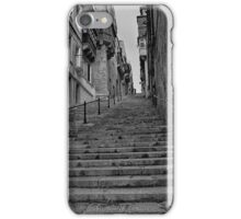 Valletta steps iPhone Case/Skin