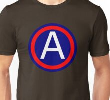 United States Army Central (Third United States Army) Unisex T-Shirt