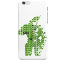 Halo Master Chief - All Hail  iPhone Case/Skin