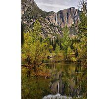 Yosemite Reflections Photographic Print