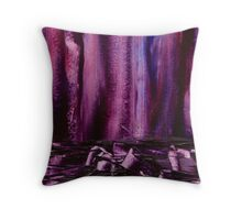 Painting Emotion Throw Pillow