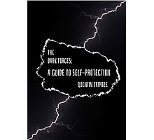 A Guide To Self-Protection Photographic Print