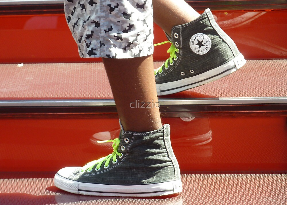 Stepping in Style by clizzio