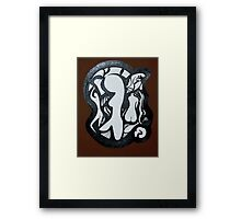 Abstract Moment  Framed Print
