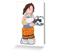 Plushie Chell Greeting Card
