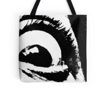 Eek! A Mouse In My Eye! Tote Bag