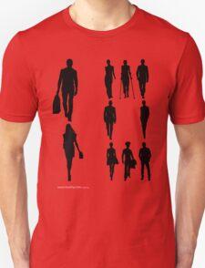 T-Shirt 10/85 (Public Office) by Alister Yiap  T-Shirt