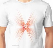 T-Shirt 31/85 (Workplace) by Timothy Godbold Unisex T-Shirt