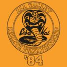 Cobra Kai All Valley Karate Tournament by superiorgraphix