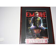 'Wanted' Photographic Print