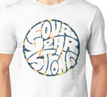 Four Year Strong Floral 1 Unisex T-Shirt
