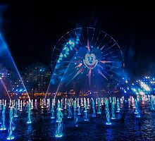 World of Color by Amanda Sharp