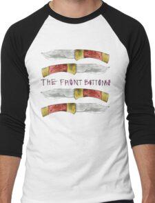 Talon of the Hawk - The Front Bottoms  Men's Baseball ¾ T-Shirt