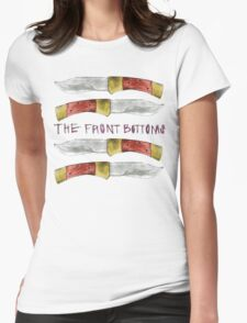 Talon of the Hawk - The Front Bottoms  Womens Fitted T-Shirt