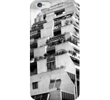 The hanging gardens of Montpelier. iPhone Case/Skin