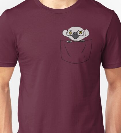 Pocket Sonic Speed Monkey Unisex T-Shirt