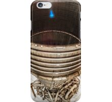 Saturn V Engines iPhone Case/Skin
