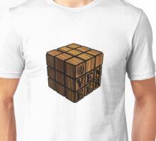 VENEER CUBE Unisex T-Shirt