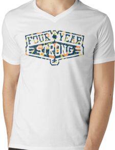 Four Year Strong logo 1 Mens V-Neck T-Shirt