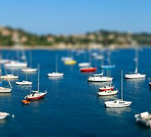 French riviera by ludovic rhodes