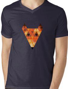 NASTY Mens V-Neck T-Shirt