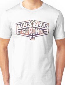 Four Year Strong logo 2 Unisex T-Shirt