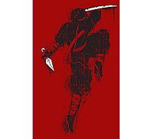 Ninjas do it better. Photographic Print