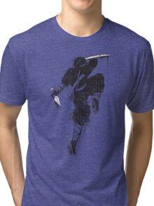 Ninjas do it better. Tri-blend T-Shirt