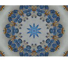 Kaleidoscope of Beads Photographic Print
