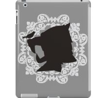 The Hound's Helm iPad Case/Skin