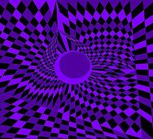 Purple Twister by BingoStar