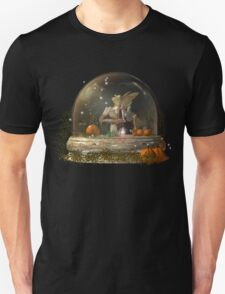 Another Dimension - Cute Fairy Globe T-Shirt