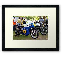 Barry Sheens Manx Framed Print