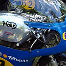 Barry's Manx... A close up by bygeorge