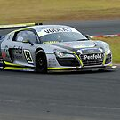 Australian GT Championship | EASTERN CREEK RACEWAY | Sports Car Carnival 2010 | Mark Eddy | Audi R8 GT3 by DavidIori