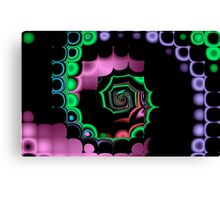 TGS Fractal Abstract Canvas Print