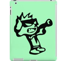 Spiff's Death Ray (Green) iPad Case/Skin