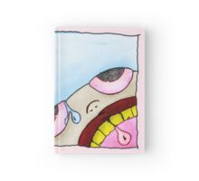 The Scream (no, not that one!) Hardcover Journal