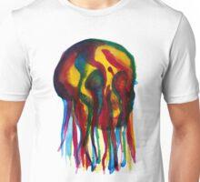 Primary Skull Unisex T-Shirt