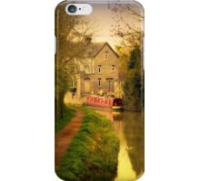 Peaceful Canal Life iPhone Case/Skin