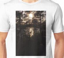 Sunshine and trees Unisex T-Shirt