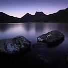 Pre Dawn Cradle Mountain by Mark Shean