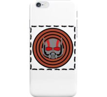 Ant-man's ant control patrol  iPhone Case/Skin