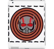 Ant-man's ant control patrol  iPad Case/Skin